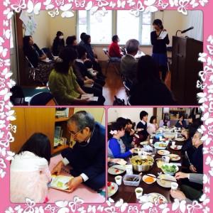 井本先生ご家族歓迎会